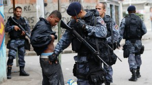 """How the UPP sees their job: Being the new leaders in """"their"""" favela"""